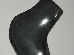 Marmor, Nero Belgio, Torso, schwarz